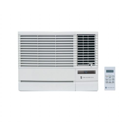 Friedrich EP12G33B Window Air Conditioner Heat pump with Remote Control, Timer And Electric Heater 3.5kW / 12000Btu 240V~60Hz